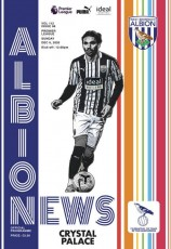 West Bromwich Albion                                              vs                                              Crystal Palace