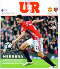 Manchester United                                              1-1                                              West Ham United
