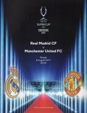 Manchester United                                              1-2                                              Real Madrid