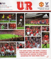 Manchester United                                              4-0                                              Crystal Palace
