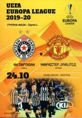 Partizan Belgrade                                              0-1                                              Manchester United
