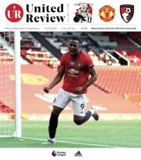 Manchester United                                              vs                                              Bournemouth
