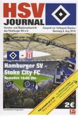 Hamburg                                              1-0                                              Stoke City