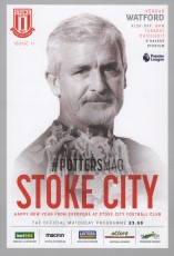 Stoke City                                              2-0                                              Watford