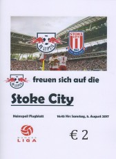 RB Leipzig                                              1-2                                              Stoke City