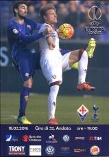 Fiorentina                                              vs                                              Tottenham Hotspur