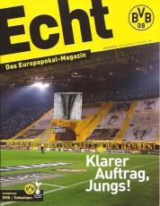 Borussia Dortmund                                              3-0                                              Tottenham Hotspur