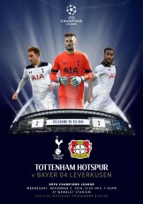 Tottenham Hotspur                                              0-1                                              Bayer Leverkusen
