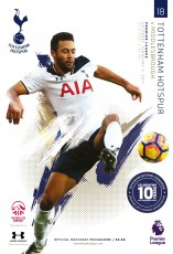 Tottenham Hotspur                                              vs                                              Middlesbrough