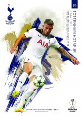 Tottenham Hotspur                                              vs                                              Genk