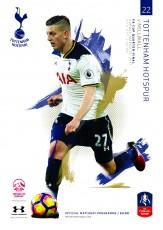 Tottenham Hotspur                                              6-0                                              Millwall