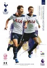 Tottenham Hotspur                                              vs                                              Southampton