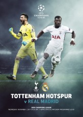 Tottenham Hotspur                                              3-1                                              Real Madrid