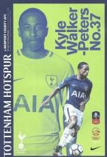 Tottenham Hotspur                                              vs                                              Newport County