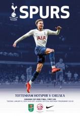 Tottenham Hotspur                                              vs                                              Chelsea