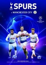 Tottenham Hotspur                                              1-0                                              Manchester City