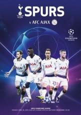 Tottenham Hotspur                                              vs                                              Ajax