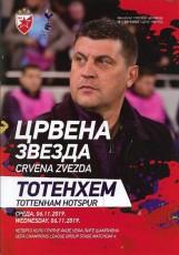 Red Star Belgrade                                              0-4                                              Tottenham Hotspur