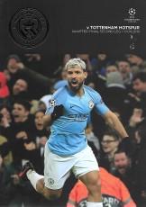 Manchester City                                              4-3                                              Tottenham Hotspur