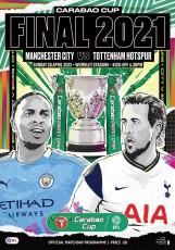 Manchester City                                              vs                                              Tottenham Hotspur
