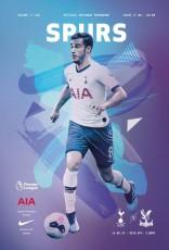 Tottenham Hotspur vs Crystal Palace