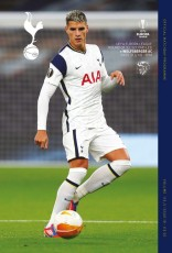 Tottenham Hotspur                                              vs                                              Wolfsberger