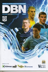 Dundee                                              vs                                              Manchester City