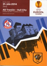 FK AS Trencin                                              vs                                              Hull City