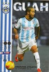 Huddersfield Town                                              vs                                              Charlton Athletic