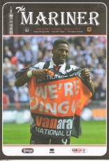 Grimsby Town                                              vs                                              Hull City
