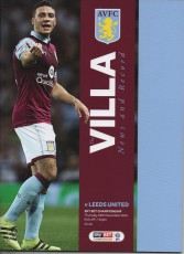 Aston Villa                                              vs                                              Leeds United