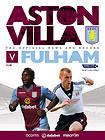 Aston Villa                                              1-2                                              Fulham