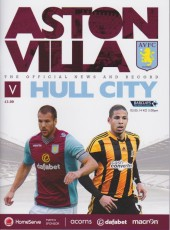 Aston Villa                                              3-1                                              Hull City