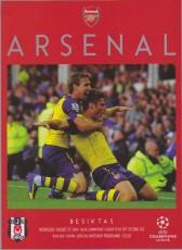 Arsenal                                              vs                                              Besiktas