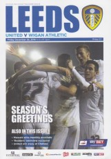Leeds United                                              vs                                              Wigan Athletic