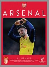 Arsenal                                              vs                                              Monaco