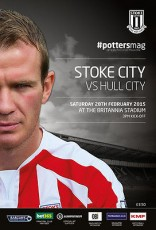 Stoke City                                              vs                                              Hull City