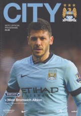 Manchester City                                              3-0                                              West Bromwich Albion