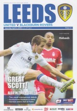 Leeds United                                              vs                                              Blackburn Rovers