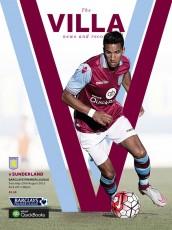Aston Villa                                              2-2                                              Sunderland
