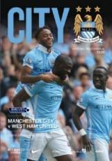 Manchester City                                              1-2                                              West Ham United