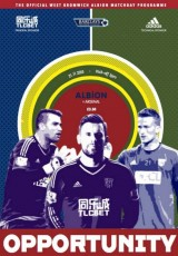 West Bromwich Albion                                              vs                                              Arsenal