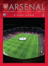 Arsenal                                              vs                                              Dynamo Zagreb