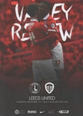Charlton Athletic                                              vs                                              Leeds United