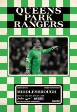 Queens Park Rangers                                              vs                                              Middlesbrough