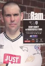 Derby County                                              vs                                              Huddersfield Town