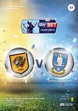 Hull City                                              vs                                              Sheffield Wednesday
