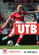 Middlesbrough                                              vs                                              Stoke City