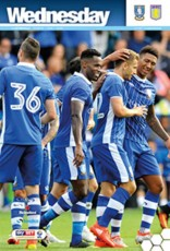 Sheffield Wednesday                                              vs                                              Aston Villa