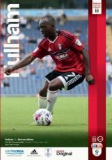 Fulham                                              vs                                              Burton Albion